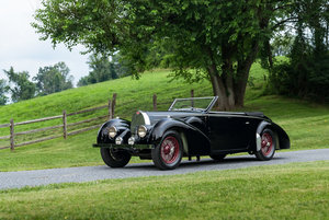 1938 Bugatti Type 57 Stelvio Body by Gangloff For Sale