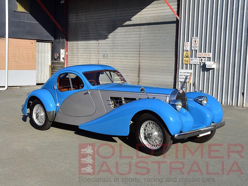 1937 Bugatti Type 57 (57C) For Sale (picture 1 of 6)