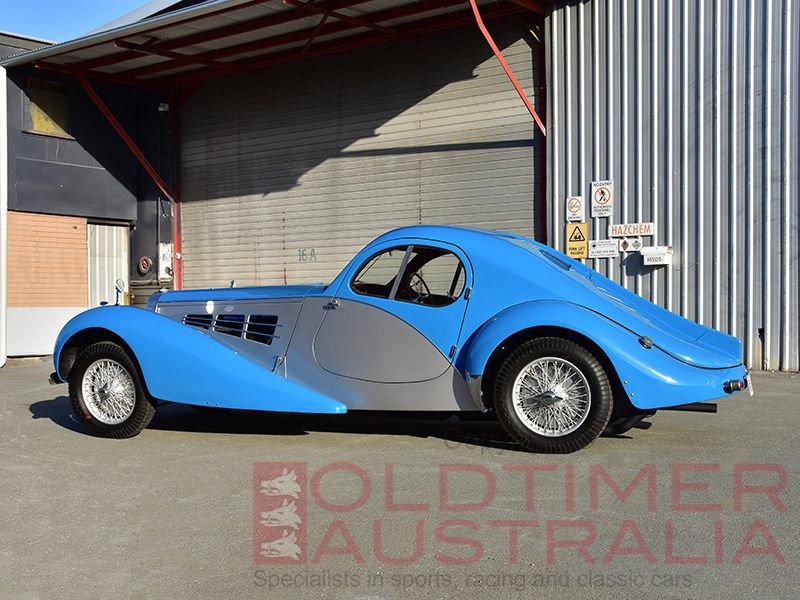 1937 Bugatti Type 57 (57C) For Sale (picture 4 of 6)