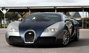 2006 Bugatti Veyron EB 16.4 Coupé