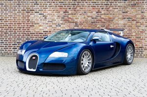Bugatti Veyron 16.4 -3 Year Bugatti Service Package Included