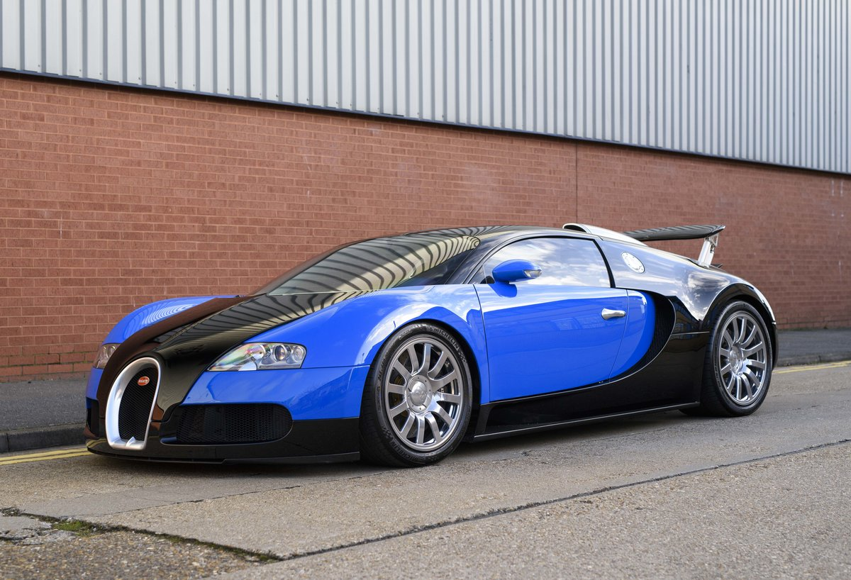 2007 Bugatti Veyron 16.4 (LHD) For Sale (picture 1 of 24)