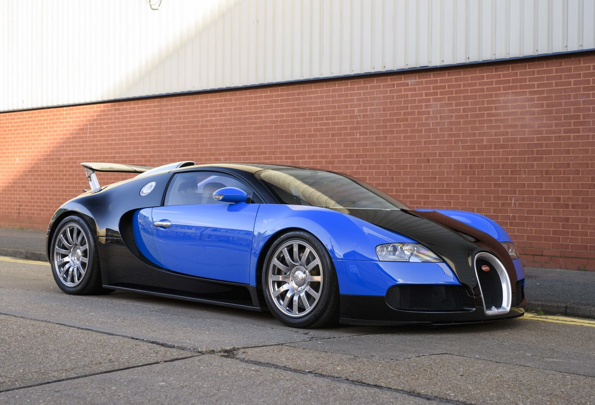 2007 Bugatti Veyron 16.4 (LHD) For Sale (picture 2 of 24)
