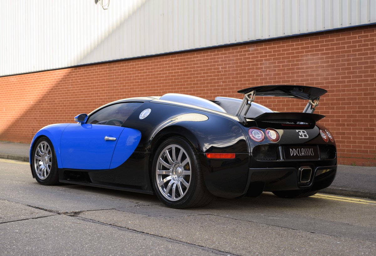2007 Bugatti Veyron 16.4 (LHD) For Sale (picture 4 of 24)