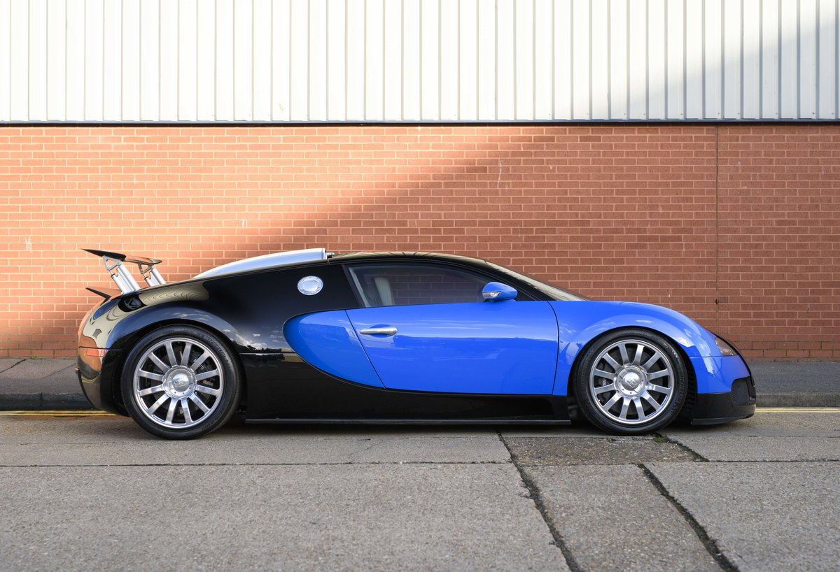 2007 Bugatti Veyron 16.4 (LHD) For Sale (picture 5 of 24)