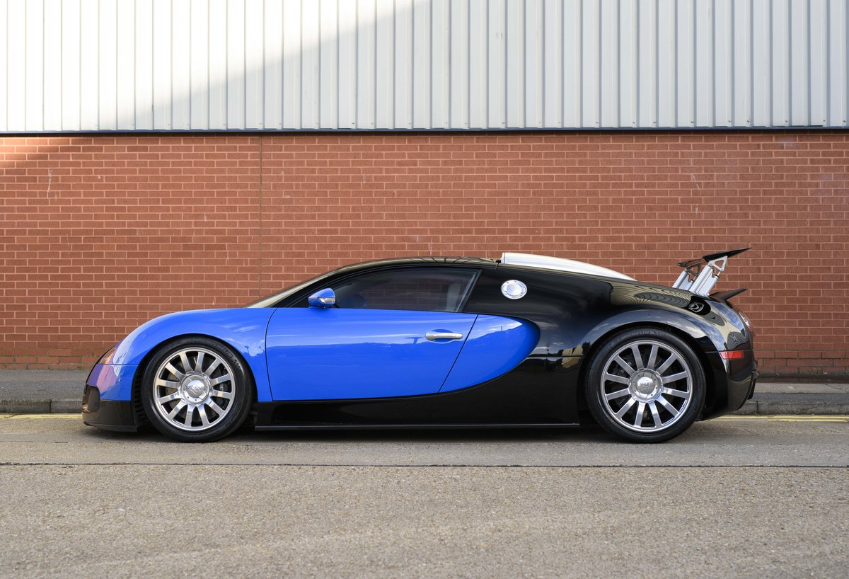 2007 Bugatti Veyron 16.4 (LHD) For Sale (picture 6 of 24)
