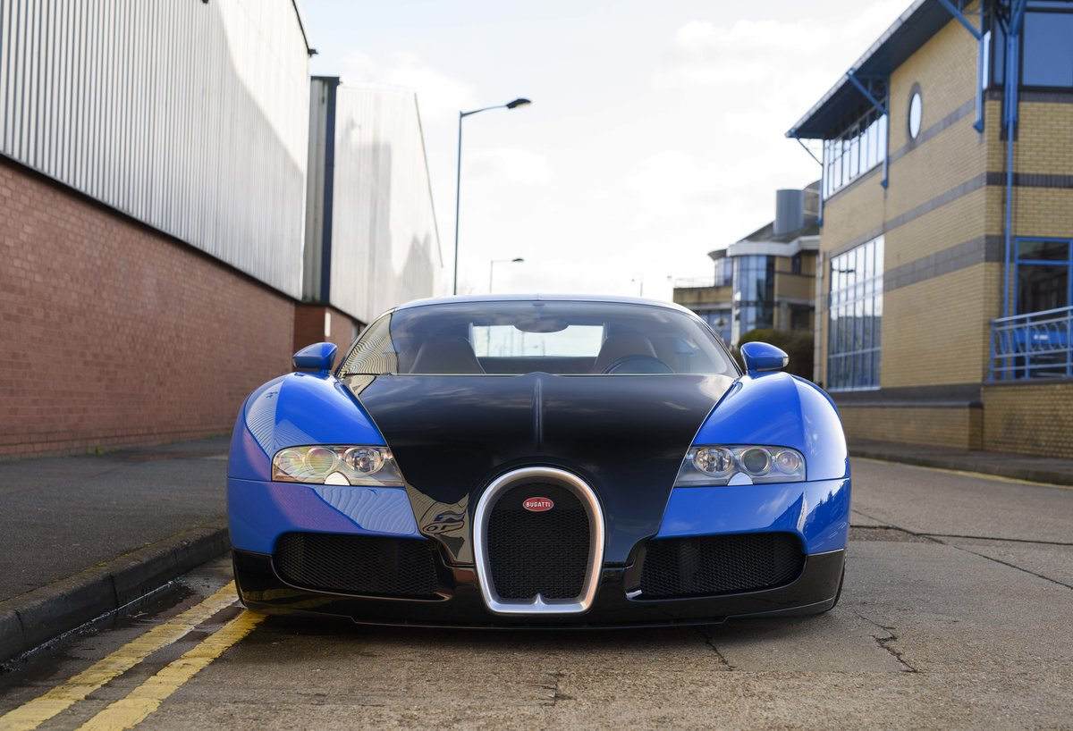 2007 Bugatti Veyron 16.4 (LHD) For Sale (picture 7 of 24)