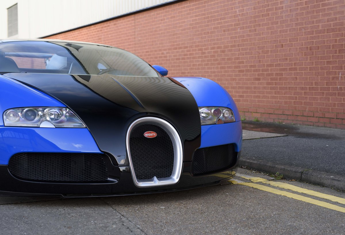 2007 Bugatti Veyron 16.4 (LHD) For Sale (picture 9 of 24)