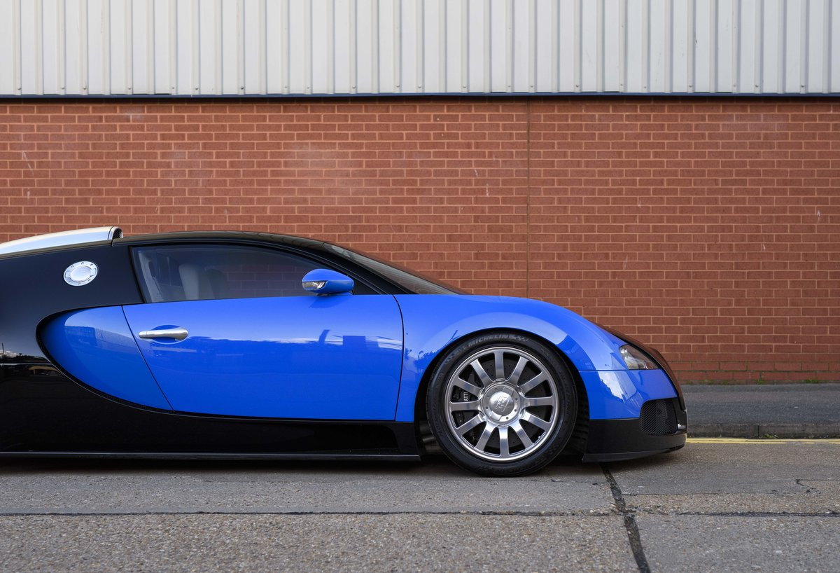 2007 Bugatti Veyron 16.4 (LHD) For Sale (picture 10 of 24)