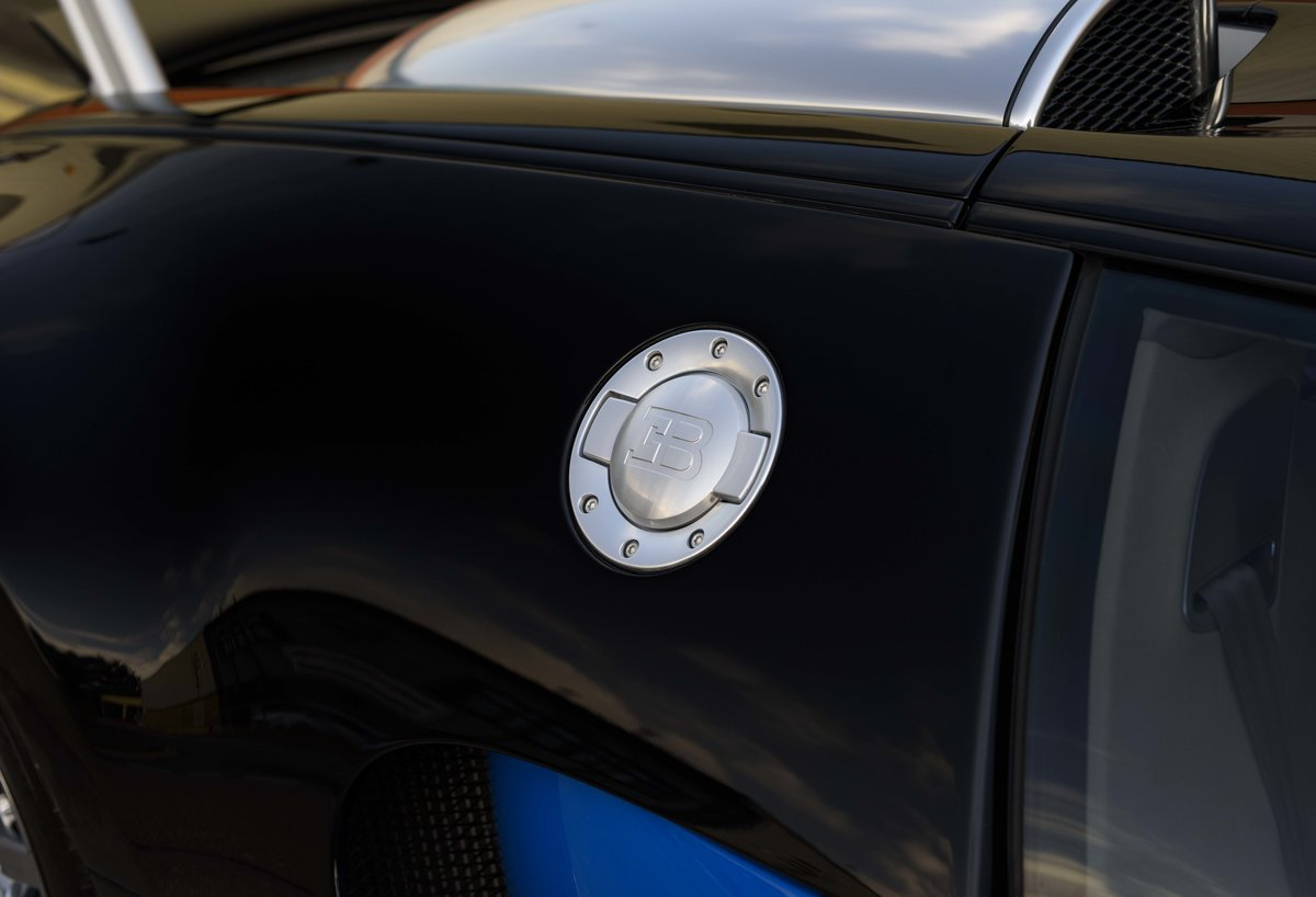 2007 Bugatti Veyron 16.4 (LHD) For Sale (picture 11 of 24)