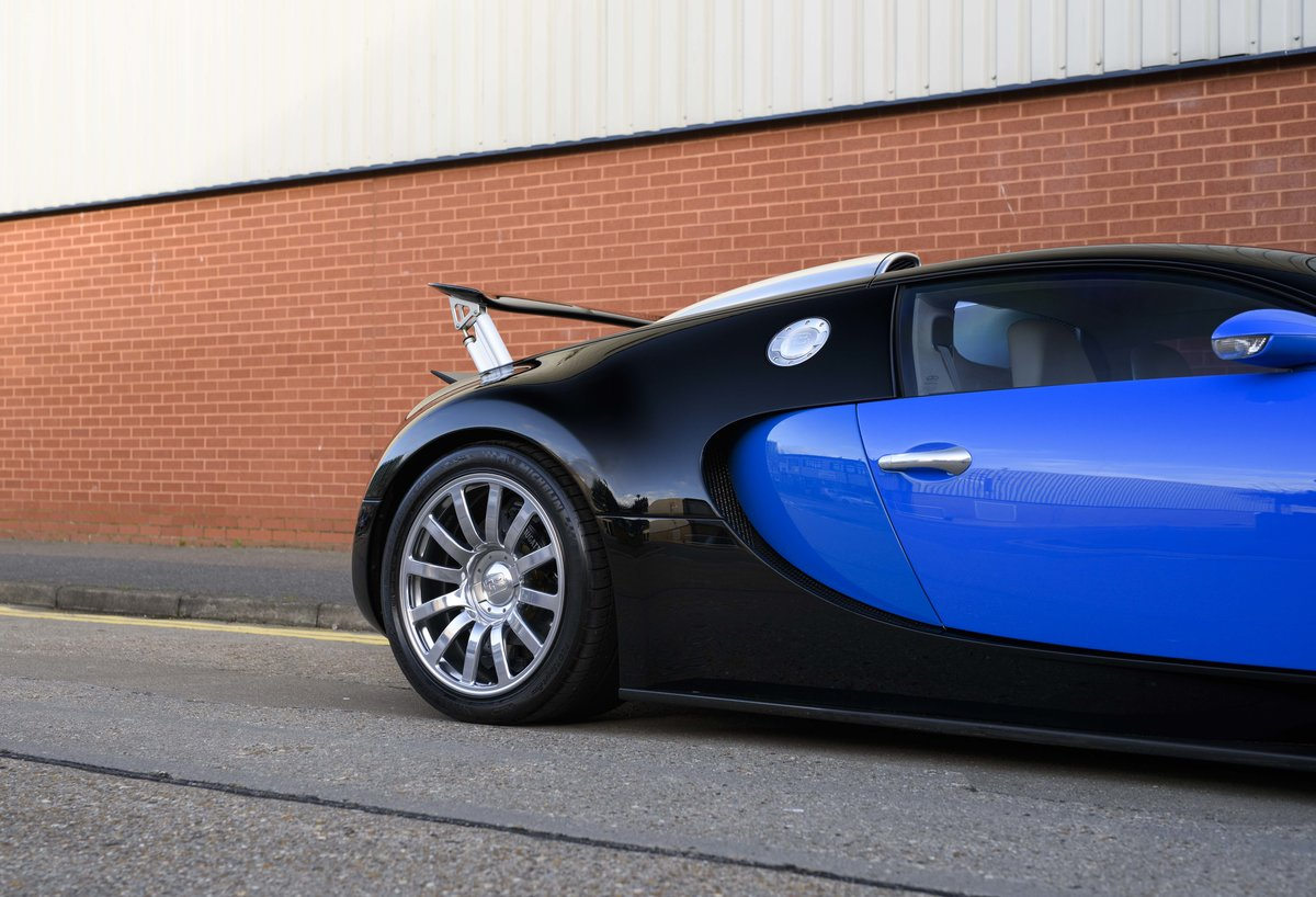 2007 Bugatti Veyron 16.4 (LHD) For Sale (picture 12 of 24)