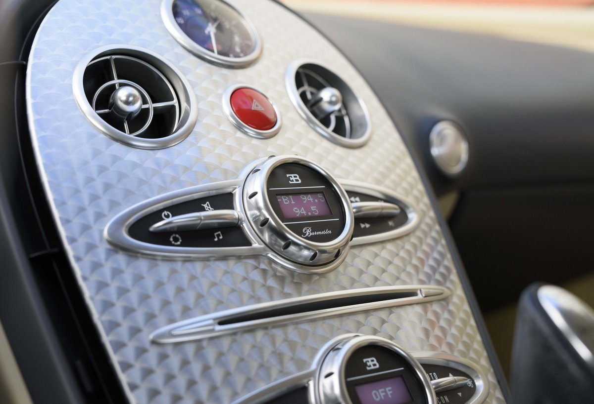 2007 Bugatti Veyron 16.4 (LHD) For Sale (picture 19 of 24)