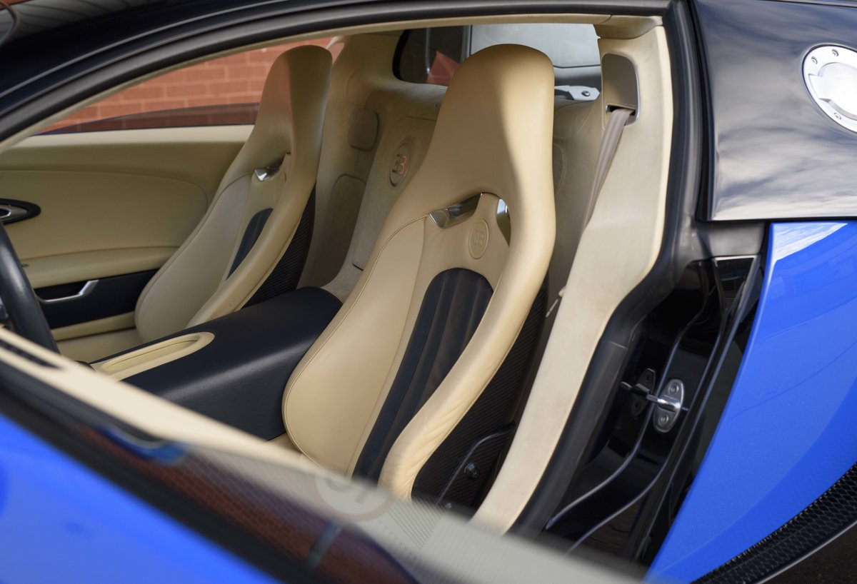 2007 Bugatti Veyron 16.4 (LHD) For Sale (picture 21 of 24)