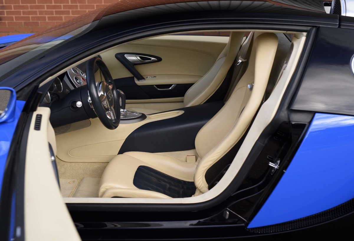 2007 Bugatti Veyron 16.4 (LHD) For Sale (picture 22 of 24)