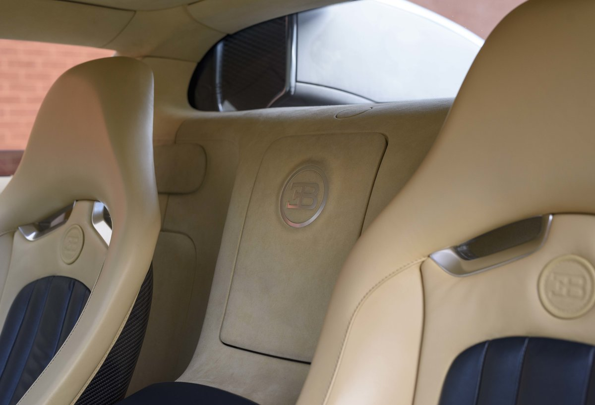 2007 Bugatti Veyron 16.4 (LHD) For Sale (picture 23 of 24)