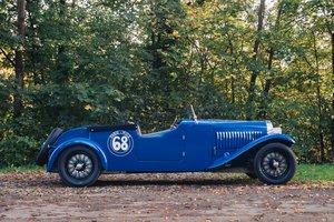 """1935 Bugatti 57 torpédo """"Paris-Nice"""" For Sale by Auction"""
