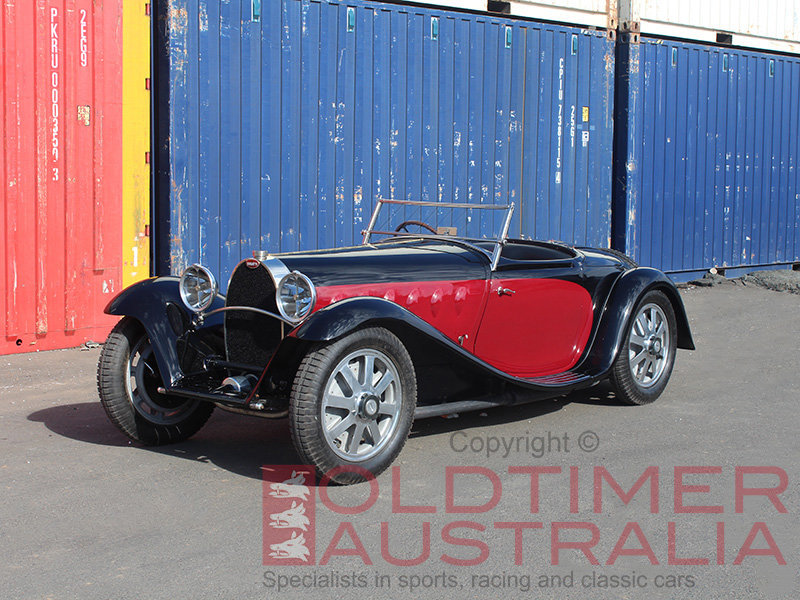 1935 Bugatti Type 55 Figoni & Falaschi by Pur Sang For Sale (picture 1 of 6)