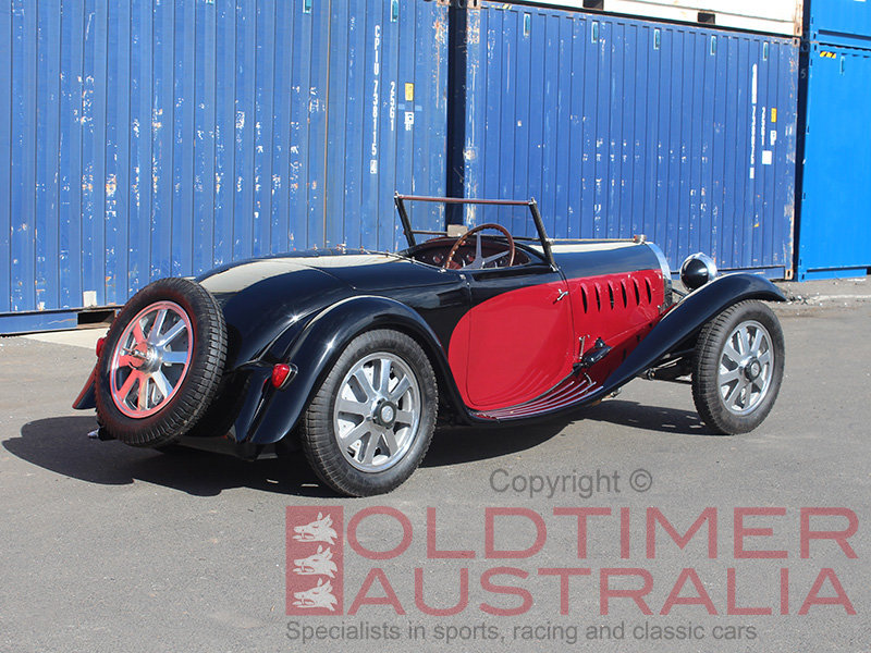 1935 Bugatti Type 55 Figoni & Falaschi by Pur Sang For Sale (picture 2 of 6)