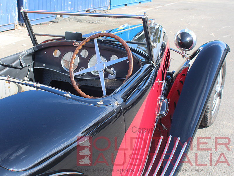 1935 Bugatti Type 55 Figoni & Falaschi by Pur Sang For Sale (picture 3 of 6)