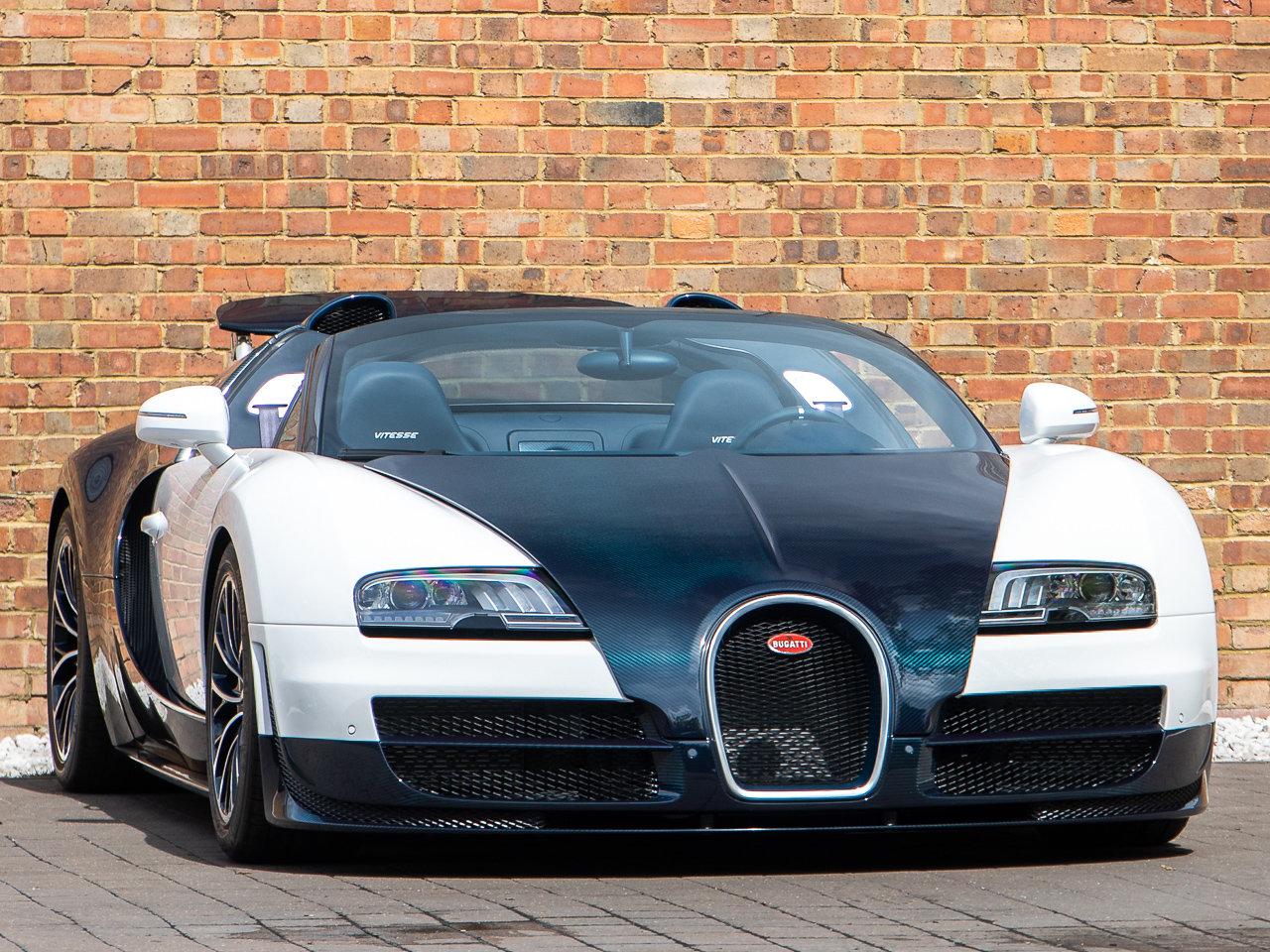 2014 Bugatti Veyron Grand Sport Vitesse For Sale (picture 1 of 6)