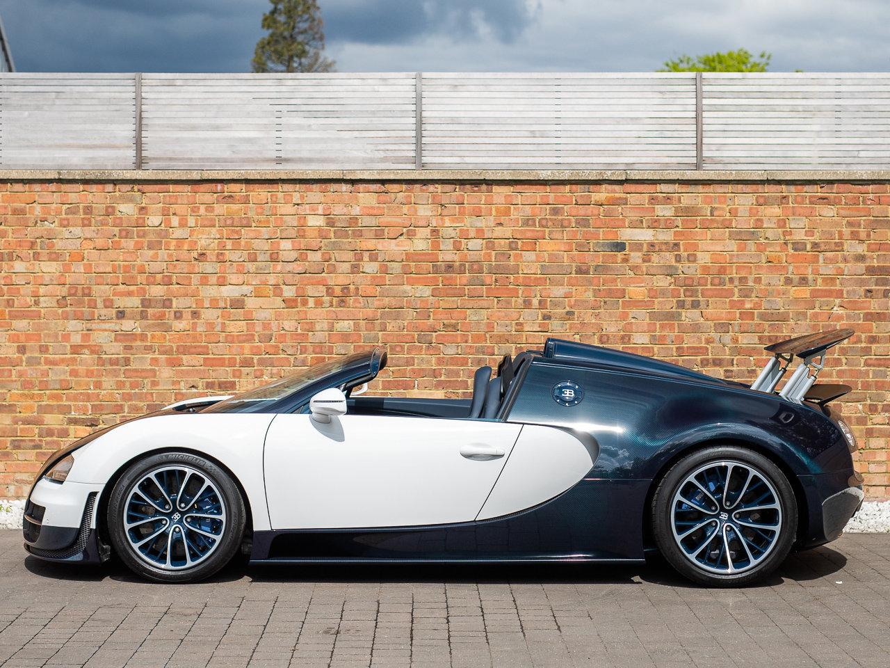 2014 Bugatti Veyron Grand Sport Vitesse For Sale (picture 2 of 6)