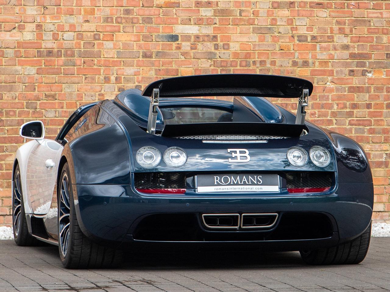 2014 Bugatti Veyron Grand Sport Vitesse For Sale | Car And ...