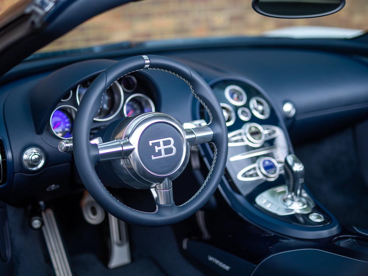 2014 Bugatti Veyron Grand Sport Vitesse For Sale (picture 4 of 6)