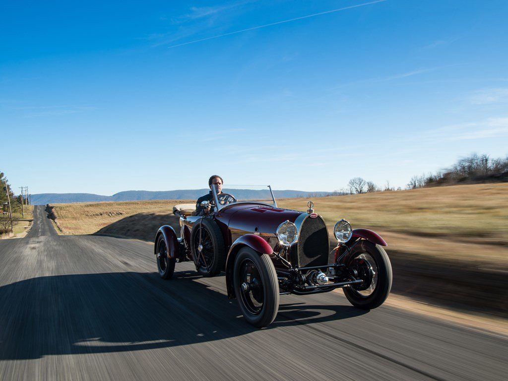 1927 Bugatti Type 38A Grand Sport  For Sale by Auction (picture 1 of 6)