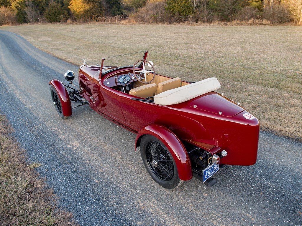 1927 Bugatti Type 38A Grand Sport  For Sale by Auction (picture 2 of 6)