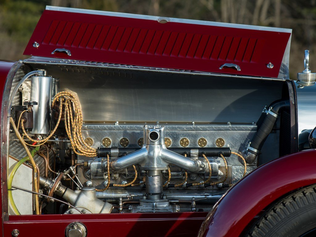 1927 Bugatti Type 38A Grand Sport  For Sale by Auction (picture 3 of 6)