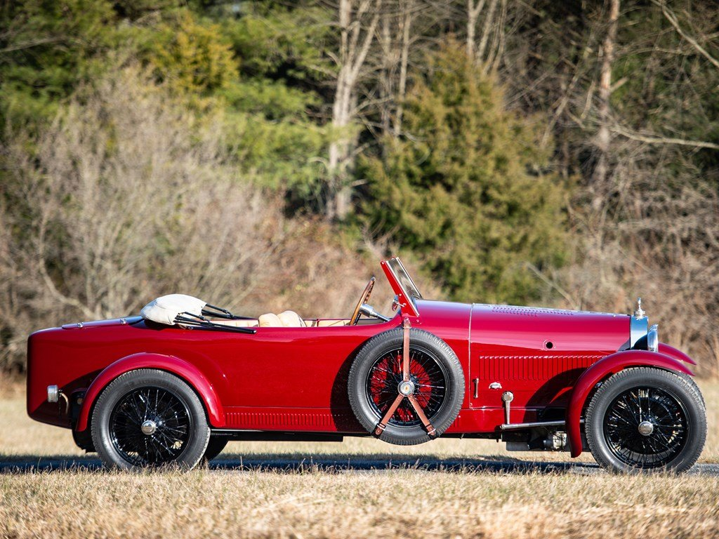 1927 Bugatti Type 38A Grand Sport  For Sale by Auction (picture 5 of 6)