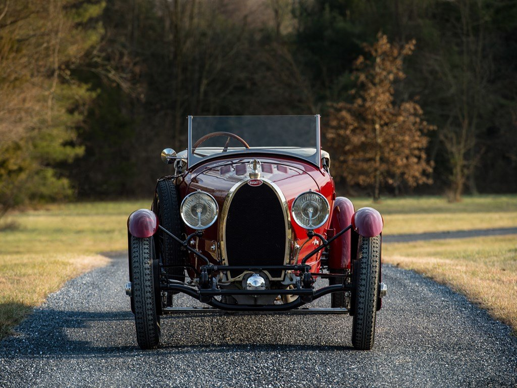 1927 Bugatti Type 38A Grand Sport  For Sale by Auction (picture 6 of 6)