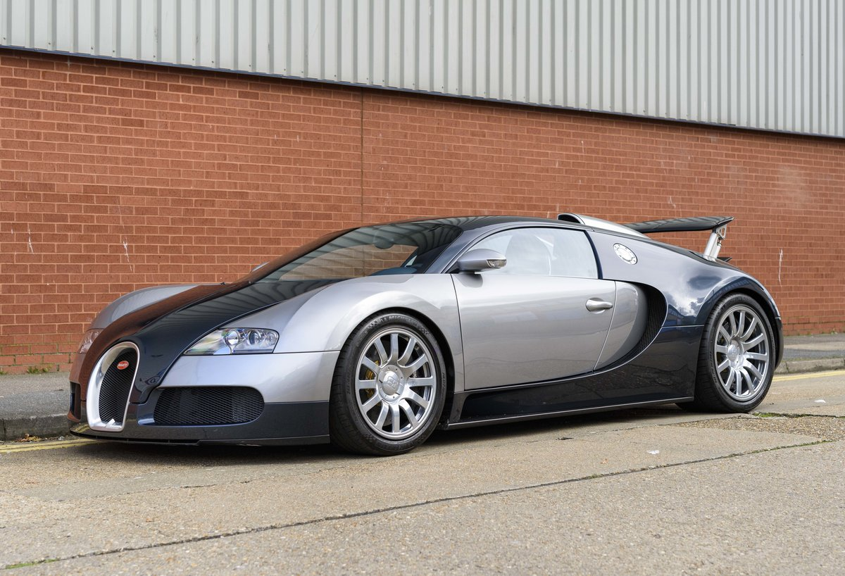 2006 Bugatti Veyron 16.4 (LHD) For Sale (picture 1 of 24)