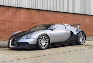 2006 Bugatti Veyron 16.4 (LHD) For Sale