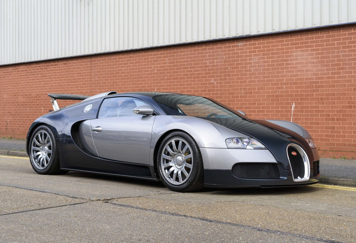 2006 Bugatti Veyron 16.4 (LHD) For Sale (picture 2 of 24)