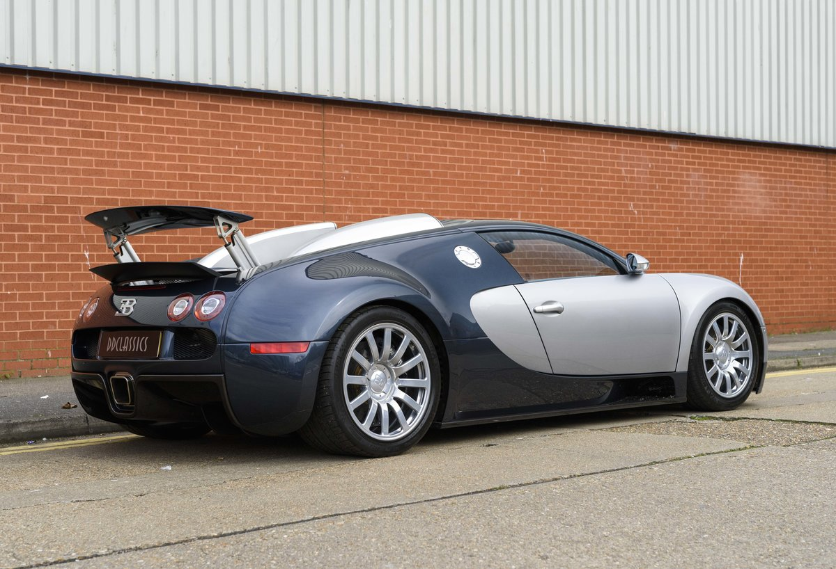 2006 Bugatti Veyron 16.4 (LHD) For Sale (picture 3 of 24)