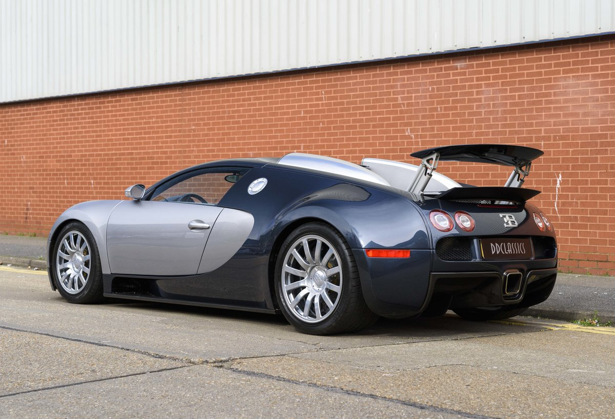 2006 Bugatti Veyron 16.4 (LHD) For Sale (picture 4 of 24)