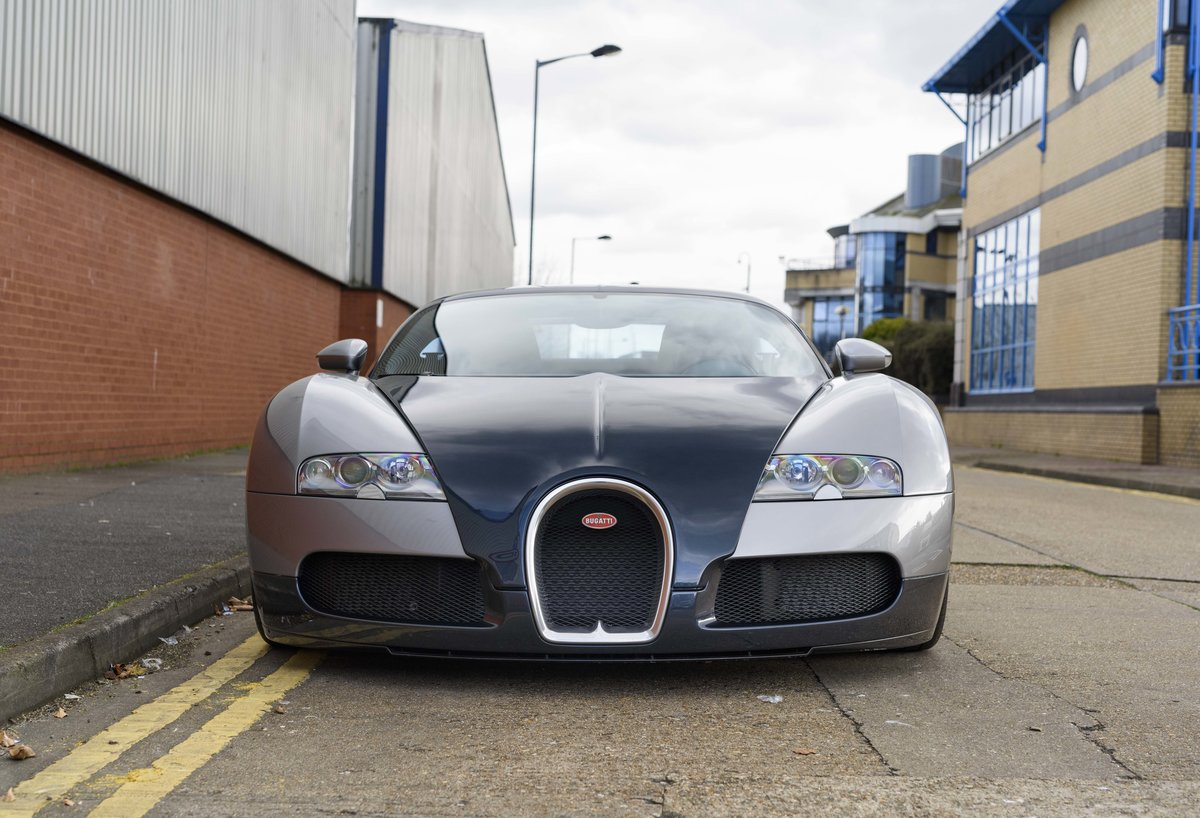 2006 Bugatti Veyron 16.4 (LHD) For Sale (picture 5 of 24)