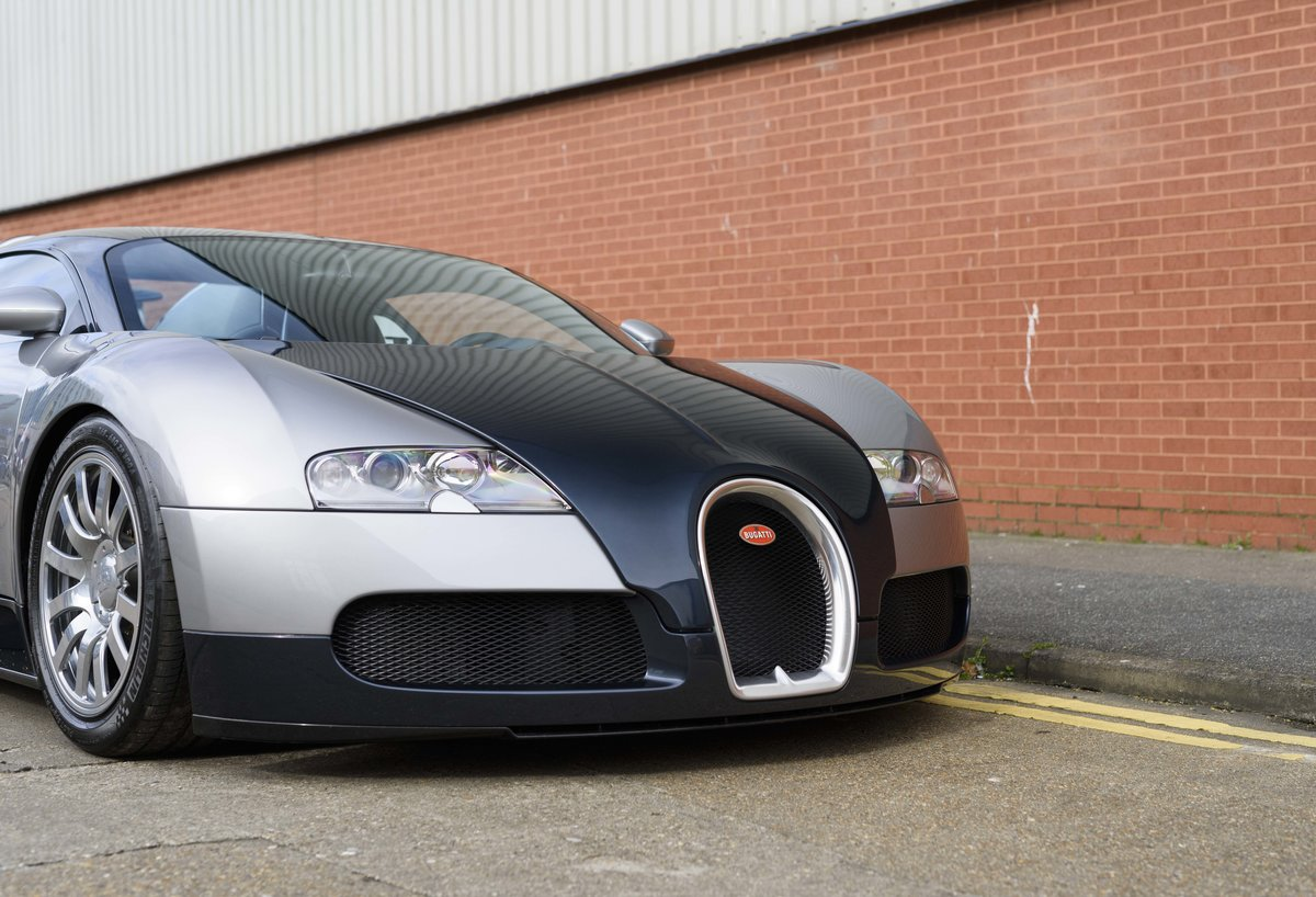2006 Bugatti Veyron 16.4 (LHD) For Sale (picture 7 of 24)