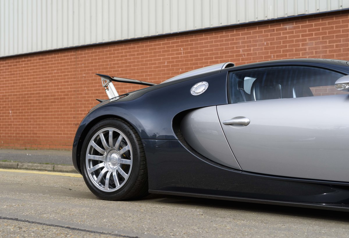 2006 Bugatti Veyron 16.4 (LHD) For Sale (picture 9 of 24)