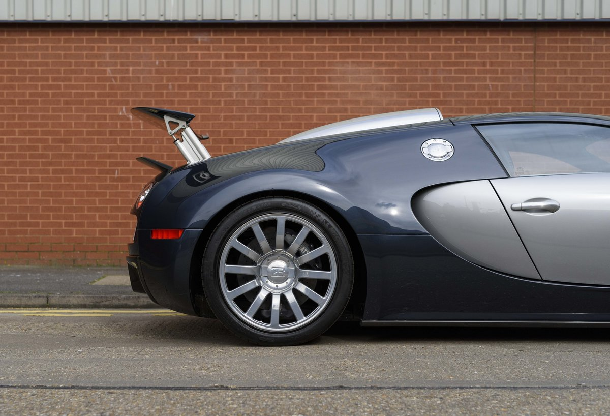 2006 Bugatti Veyron 16.4 (LHD) For Sale (picture 11 of 24)