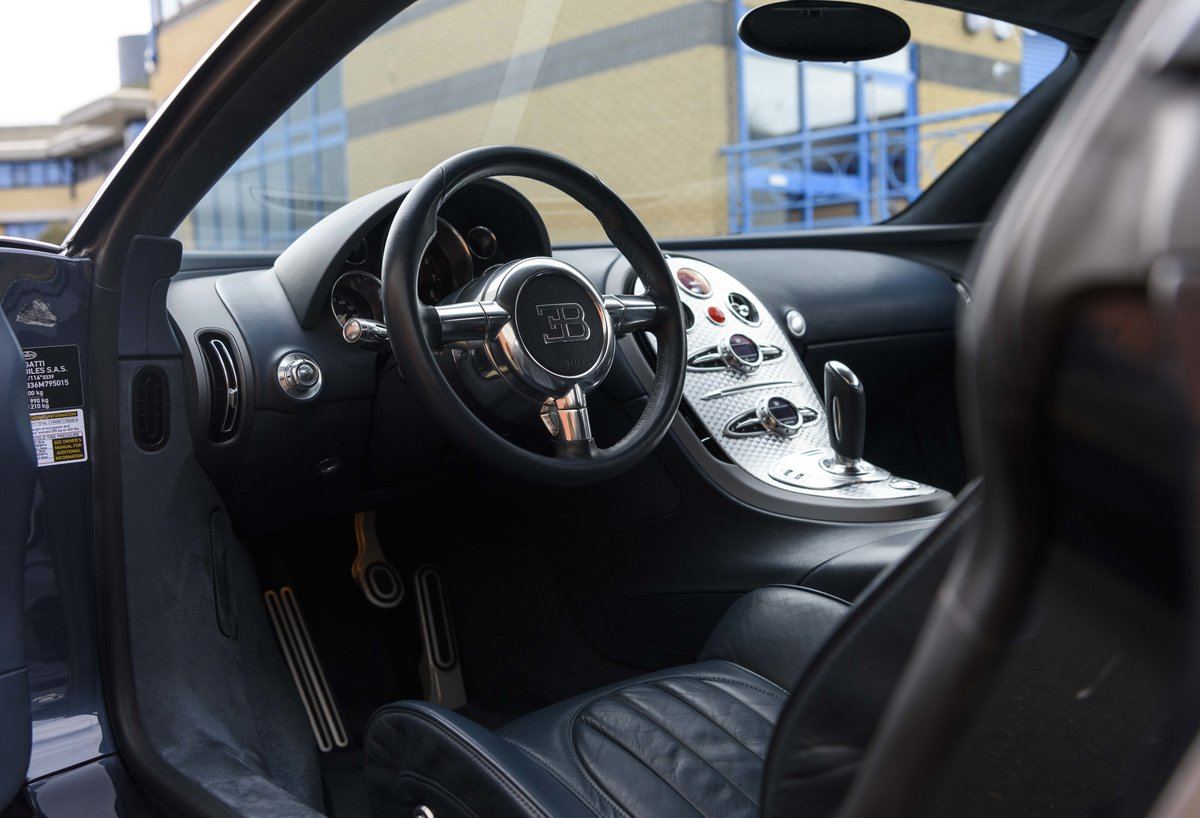 2006 Bugatti Veyron 16.4 (LHD) For Sale (picture 15 of 24)