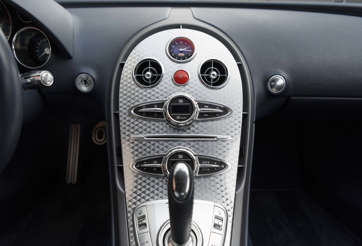 2006 Bugatti Veyron 16.4 (LHD) For Sale (picture 17 of 24)