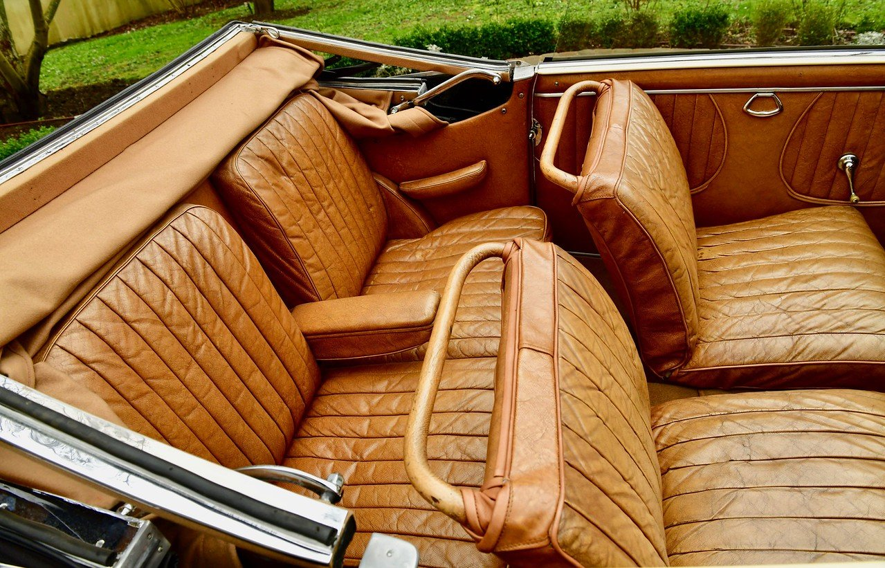 1939 BUGATTI TYPE 57C STELVIO CABRIOLET  BY GANGLOFF For Sale (picture 5 of 6)