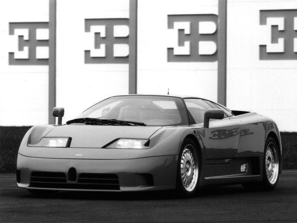 1993 Bugatti EB110GT For Sale (picture 1 of 1)