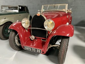 1933 Bugatti T49 Gangloff