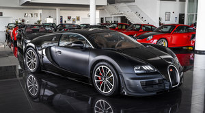 Bugatti Veyron Super Sport (2012)