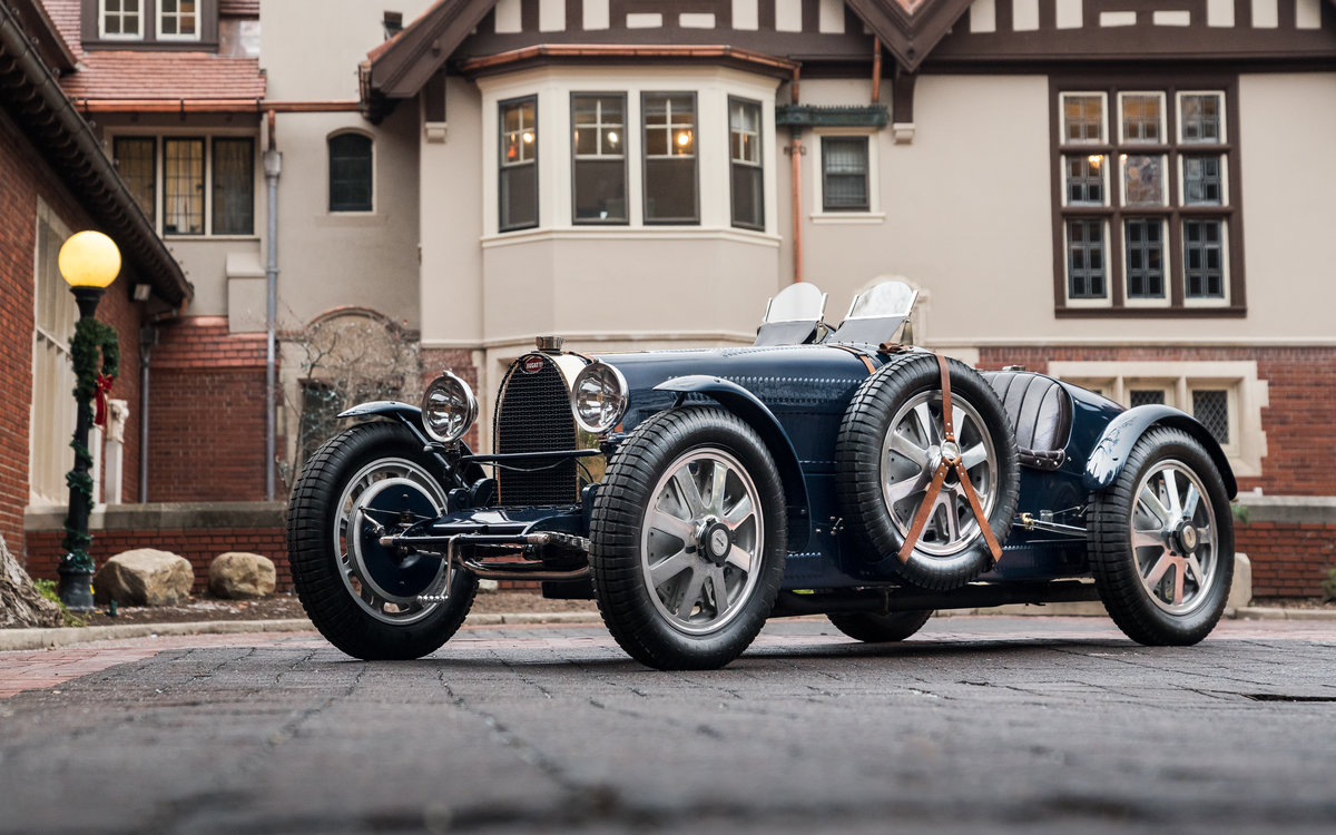 1931 Bugatti Type 51 By Pur Sang For Sale (picture 1 of 6)