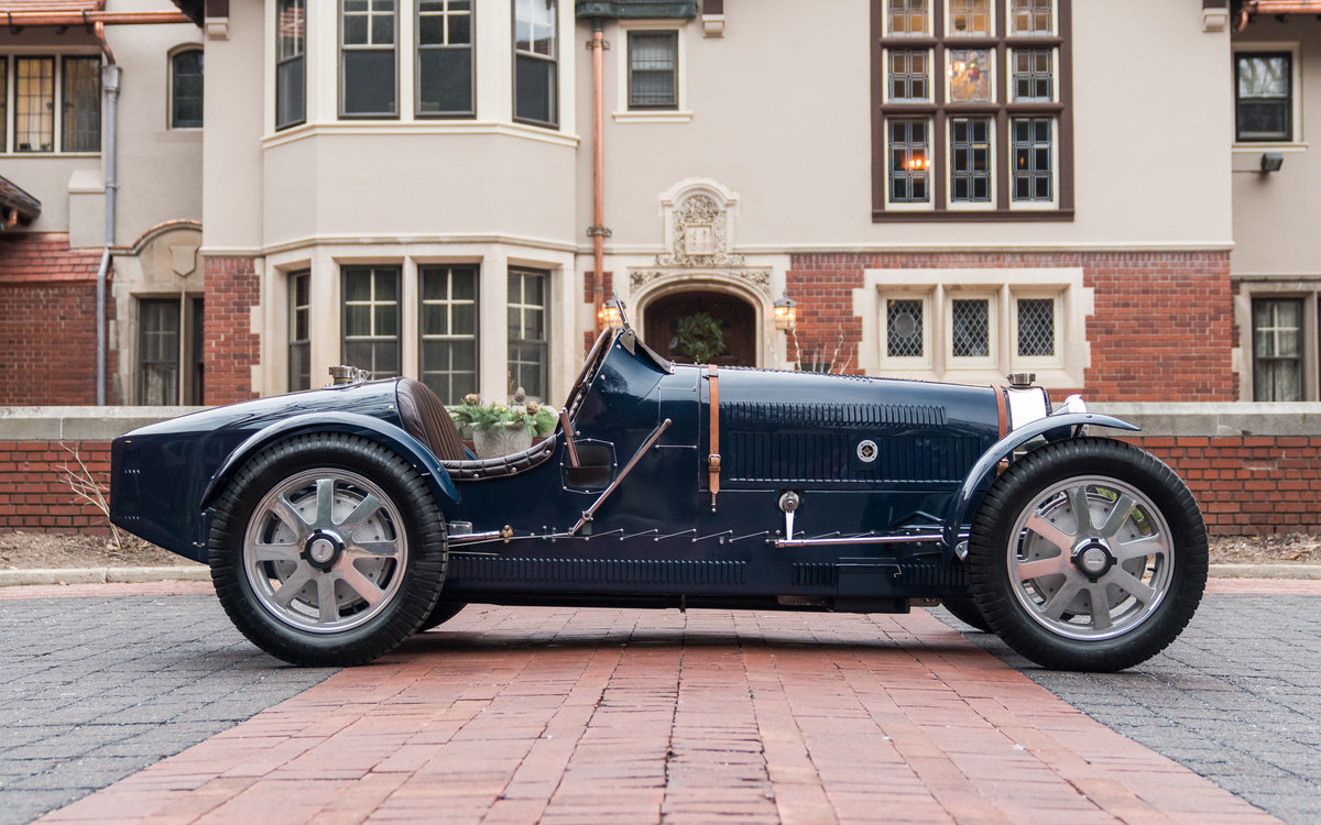 1931 Bugatti Type 51 By Pur Sang For Sale (picture 2 of 6)