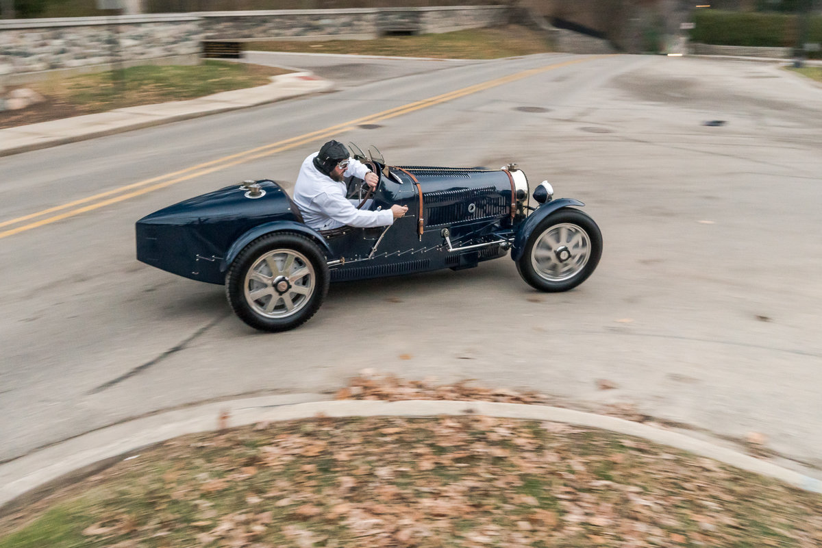 1931 Bugatti Type 51 By Pur Sang For Sale (picture 3 of 6)